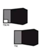 <P>Guarnizioni per Stelo TSE guarnizione compatta singolo effetto Gommatela: sono intercambiabili con Guarnizioni per Stelo B -