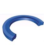O-Ring/ Statiche GSS guarnizione per flangia sae singolo effetto Poliuretano: sono intercambiabili con O-Ring/ Statiche FSA - 65
