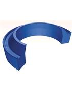 <P>Raschiatori GHK montaggio in cava chiusa singolo effetto Poliuretano: sono intercambiabili con Raschiatori WRM/P - PW - PU6