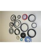 Le guarnizioni per pistone, utilizzate nei cilindri idraulici e pneumatici, proteggono la testata del pistone da possibili fuor