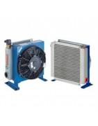 Gli scambiatori di calore aria olio vengono utilizzati per il raffreddamento di impianti industriali e di macchinari semoventi.