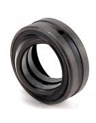 Lo snodo sferico radiale della serie GE..DO è composto da un anello interno ed uno esterno in acciaio temprato. L'anello estern