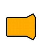La guarnizione per stelo CSC è indicata preferibilmente per la tenuta dinamica su stelo; possono però essere impiegate anche su