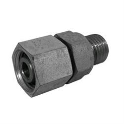 Bocchettone Premontato Dir. 12S X 3/8 DIN-2353