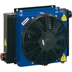 Scambiatore Di Calore Alluminio 24V 10-40 Lt con Termostato