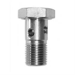 Vite Forata 1/8 GAS - Lunghezza Sottotesta (L2) = 19mm