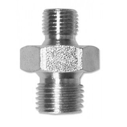 Riduzione Maschio 1/4 GAS  Maschio Metrico 14X1,5